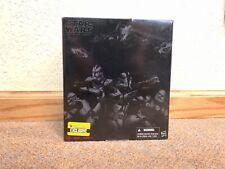"""Star Wars Black Series 6"""" ORDER 66? Clone Troopers 4-pack EE exclusive Hasbro"""