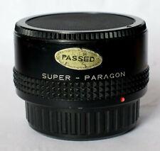 Super Paragon 2x Tele En Pentax PK AJUSTE.