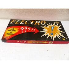 jeu electro vintage prevention routiere 1972