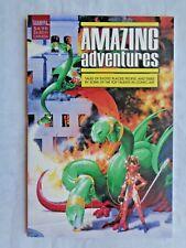 Amazing Adventures Vol. 1 No. 1 Marvel Trade Paperback 1988 First Print NM (9.4)