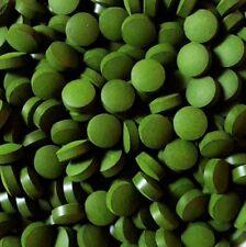 2 x 500 Bio Chlorella Tabs (61,90€/Kg) Tabletten kein Zusätze 100% rein im Glas