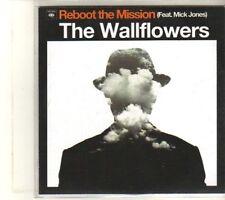 (DR850) The Wallflowers, Reboot The Mission Feat Mick Jones - 2012 DJ CD