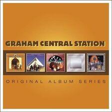 Original Album Series [Slipcase] by Graham Central Station (CD, Sep-2013, 5...