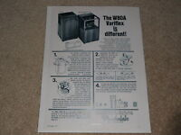 1971 Wharfedale Speaker Ad, W80a, Very Rare! 1 pg, Articles, Info