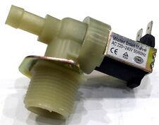 DISHWASHER WATER INLET SOLENOID VALVE 90 DEGREES 4L/MIN WV021VA