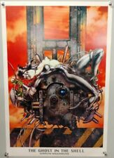 Ghost In The Shell Major Kusanagi Masamune Shirow Anime Poster #2