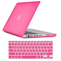 """Matte/Crystal Plastic Case Keyboard Cover For Macbook Air Pro Retina 11"""" 12"""" 13"""""""