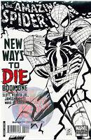 AMAZING SPIDER-MAN #568 ROMITA 1:100 SKETCH VARIANT MARVEL COMICS