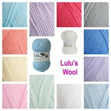 SuperSoft Baby DK 100g ***FREE POSTAGE***BUY 3 get 5% OFF***BUY 5 get 10% OFF***