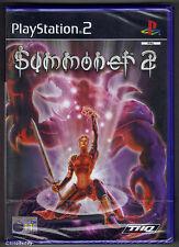 Ps2 PlayStation 2 Summoner 2 PAL UK