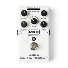 MXR M87 BASS COMPRESSOR Guitar Effect Pedal