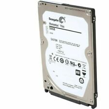 "Seagate Laptop Thin 500GB 7200/rpm HDD, 2.5"" SATA III, 7mm  Performance Drive"