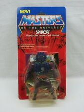 MOTU,VINTAGE,SPIKOR,Masters of the Universe,MOC,sealed,figure,He-Man,MOSC