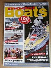 November Model Boats Monthly Transportation Magazines