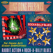 Sun Rockabilly-Rabbit Action/Rockabilly Blues 2CDCharly