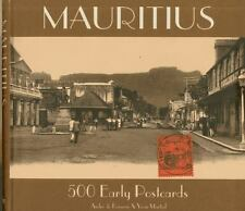 Mauritius 500 Early Postcards, Martial, Yvan, New Books