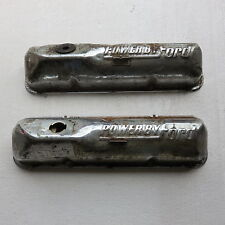 1967 68 69 70 Mustang Torino Cougar ORIGNAL Valve Covers w/ Date Codes w nos nut