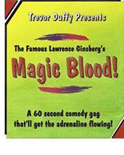 BRAND NEW TRICK - Magic Blood by Trevor Duffy