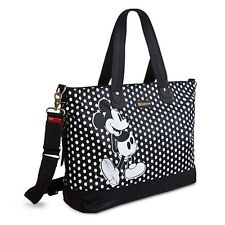 Mickey Mouse Diaper Bag by Storksak BRAND NEW
