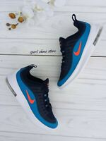 6Y | 7.5 WOMEN'S NIKE AIR MAX AXIS BLUE 270 RUNNING CASUAL FASHION SNEAKERS