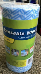 Scotch-Brite Reusable Wipes 40 Sheets/Pkg-  New In Packaging
