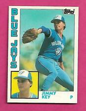 1984 TOPPS # 62T  BLUE JAYS JIMMY KEY ROOKIE TOPPS TRADE NRMT+  CARD(INV# C4654)