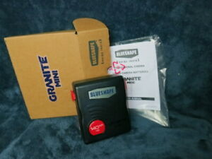 BLUESHAPE GRANITE MINI - Lithium ion camera BATTERY GOLD MOUNT 3 STUD 140 watt