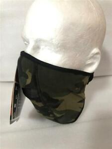 Camo Motorcycle Biker Balaclavas Hat Winter Headgear Skiing Ear Face Mask M