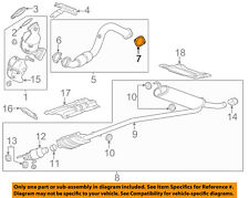 GM OEM Exhaust-Front Pipe Gasket 95468209