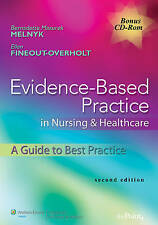 USED (GD) Evidence-Based Practice in Nursing & Healthcare: A Guide to Best Pract