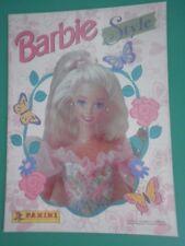 CS    Album figurine Panini Barbie Style - 1995 - VUOTO  Empty
