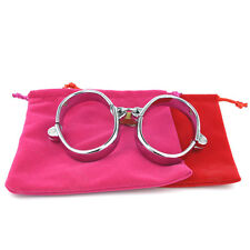Stainless Restraint Steel Handcuffs Feetcuff Locked Metal Fetters For Slave Game