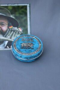 Reuzel Pomade Blue 35 Size Strong Hold Stronger Gloss