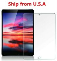 For Apple iPad 10.2 2019 7th Generation HD Tempered Glass Screen Protector Cover