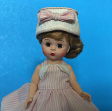 """New ListingMadame Alexander 8"""" Doll In Ginny Peppermint Outfit, No Box"""