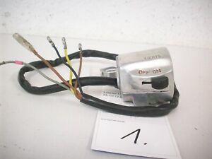 Lenkerarmatur rechts , Blinker, Kupplung / Handlebar switch right Honda CB 50 J