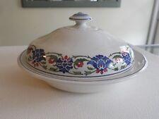 Vintage Villeroy & Boch Saxony  Boston 9 1/2 Covered Vegetable Bowl Dresden