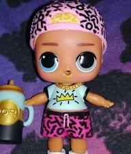 LOL Surprise Underwraps Doll SCRIBBLES: RARE BOY
