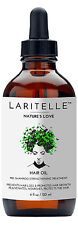 Laritelle Organic Hair Growth Treatment Nature's Love 4 oz