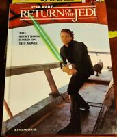Star Wars Return of the Jedi Story Book Random House 1983
