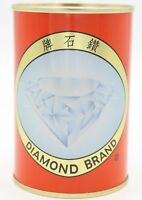 Diamond Brand Canned Abalone (11 pieces in a Can) 鑽石牌鮑魚 FREE Worldwide Air Mail