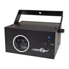 More details for laserworld el-230rgb rgb scanning laser light dmx dj disco club + 50 patterns