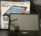 """Sylvania 10.1"""" Quad Core 1GB/16GB Android 10.0 GO Smart Tablet *FOR PARTS*"""