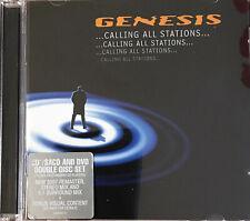 Genesis - Calling All Stations - SACD - 5.1 Surround Sound - CD/DVD set