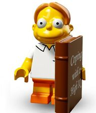 LEGO Simpsons Series 2 Minifigures 71009 MARTIN PRINCE with Book SEALED