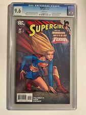 DC SUPERGIRL VOL 5 #12 CGC 9.6 1ST NEW TERRA