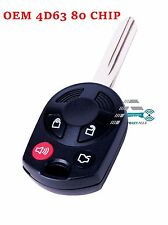 New Replacement Keyless Entry Remote High Security Car Key Fob for Ford Mercury
