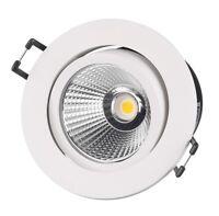 Philips ClearAccent RS061B 6W 500 Lumen 4000K schnwenkbar LED Einbauleuchte weiß