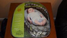 LULYBOO Classic Baby LOUNGE CARRIER Travel Infant Bed Foldable Baby Bassinet