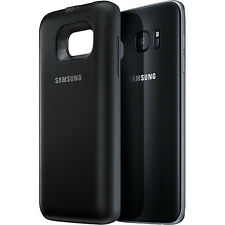 OEM Samsung Galaxy S7 Edge Wireless Extended External Battery Pack Extra Juice